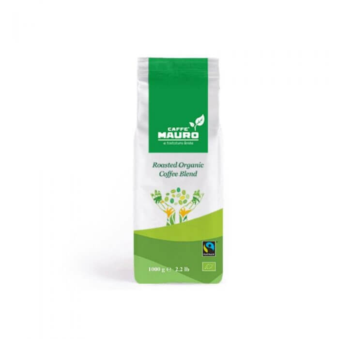 Caffè Mauro – Bio Fairtrade – koffiebonen
