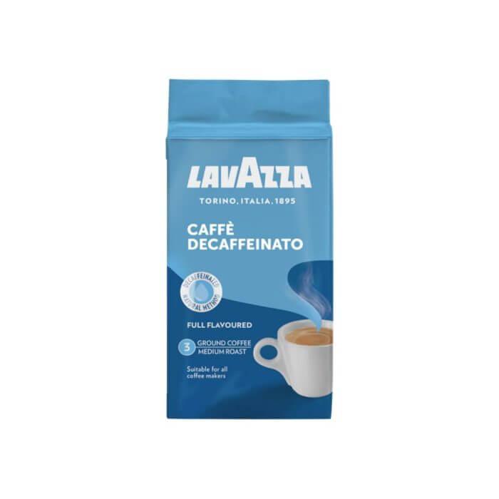 Lavazza - Decaffeinato - pak gemalen