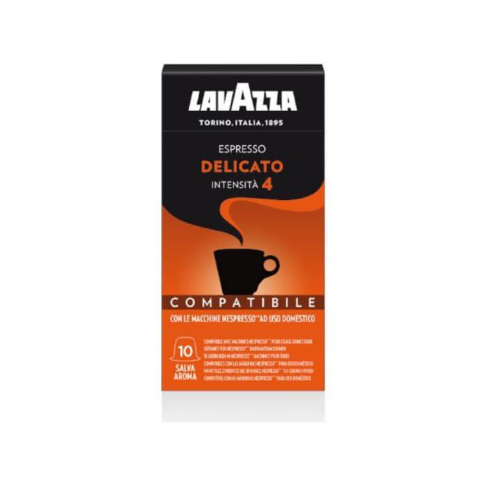 Lavazza - Espresso Delicato - 1