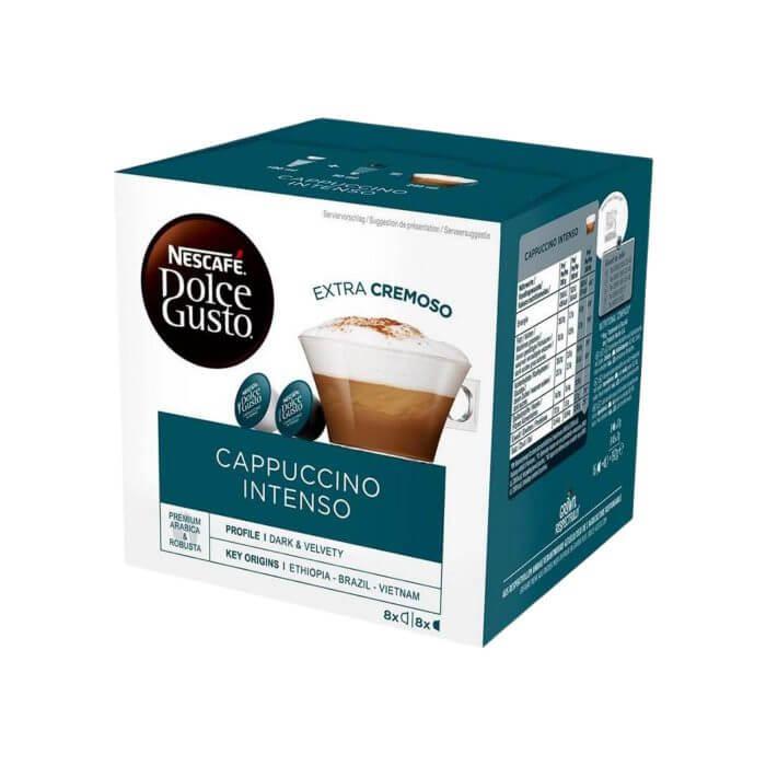 Nescafé - Dolce Gusto - Cappuccino Intenso - capsules
