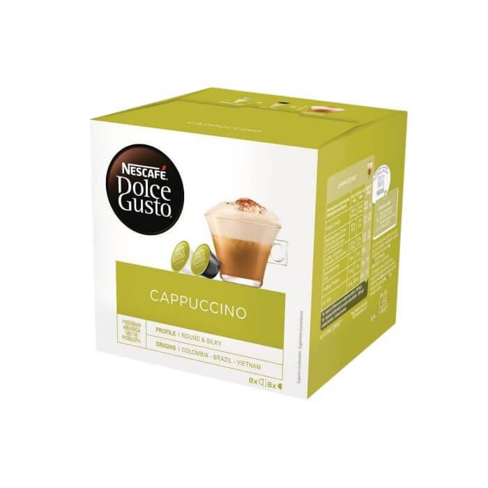 Nescafé - Dolce Gusto - Cappuccino - capsules