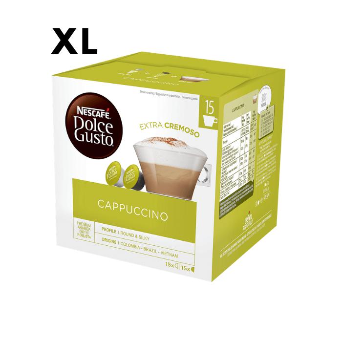 Nescafé - Dolce Gusto - Cappuchino XL - capsules