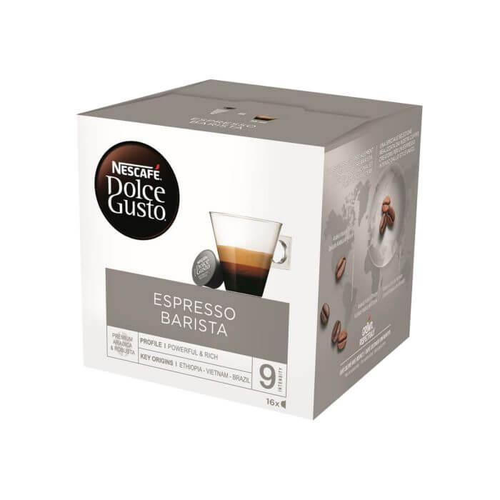 Nescafé - Dolce Gusto - Espresso Barista - capsules