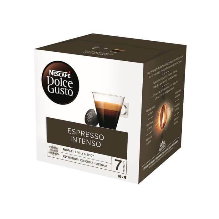Nescafé - Dolce Gusto - Espresso Intenso - capsules
