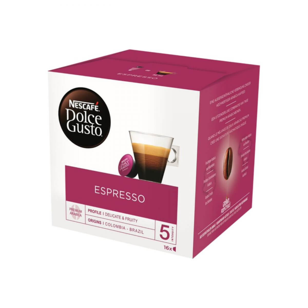 Nescafé - Dolce Gusto - Espresso - capsules