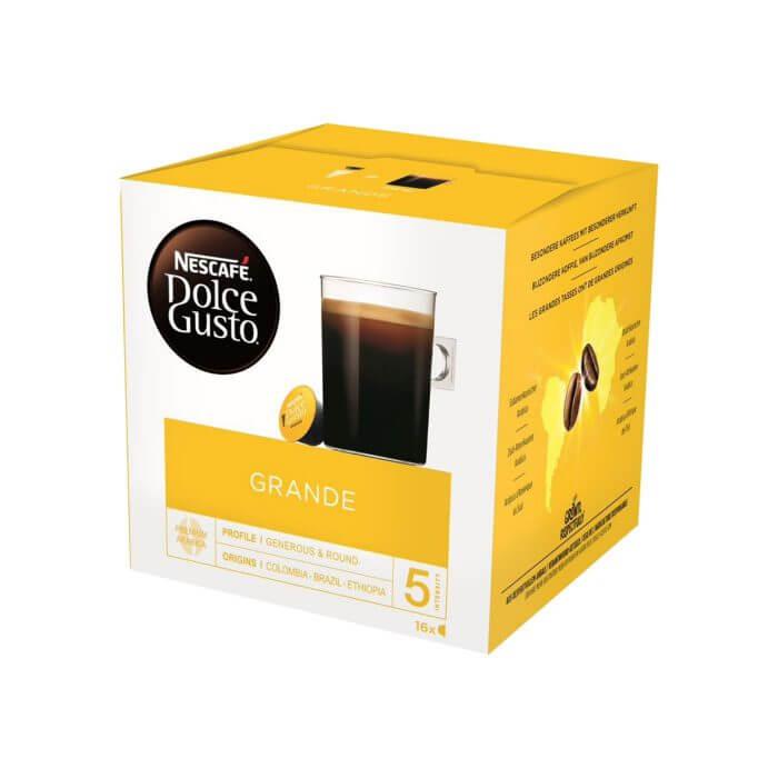 Nescafé - Dolce Gusto - Grande - capsules