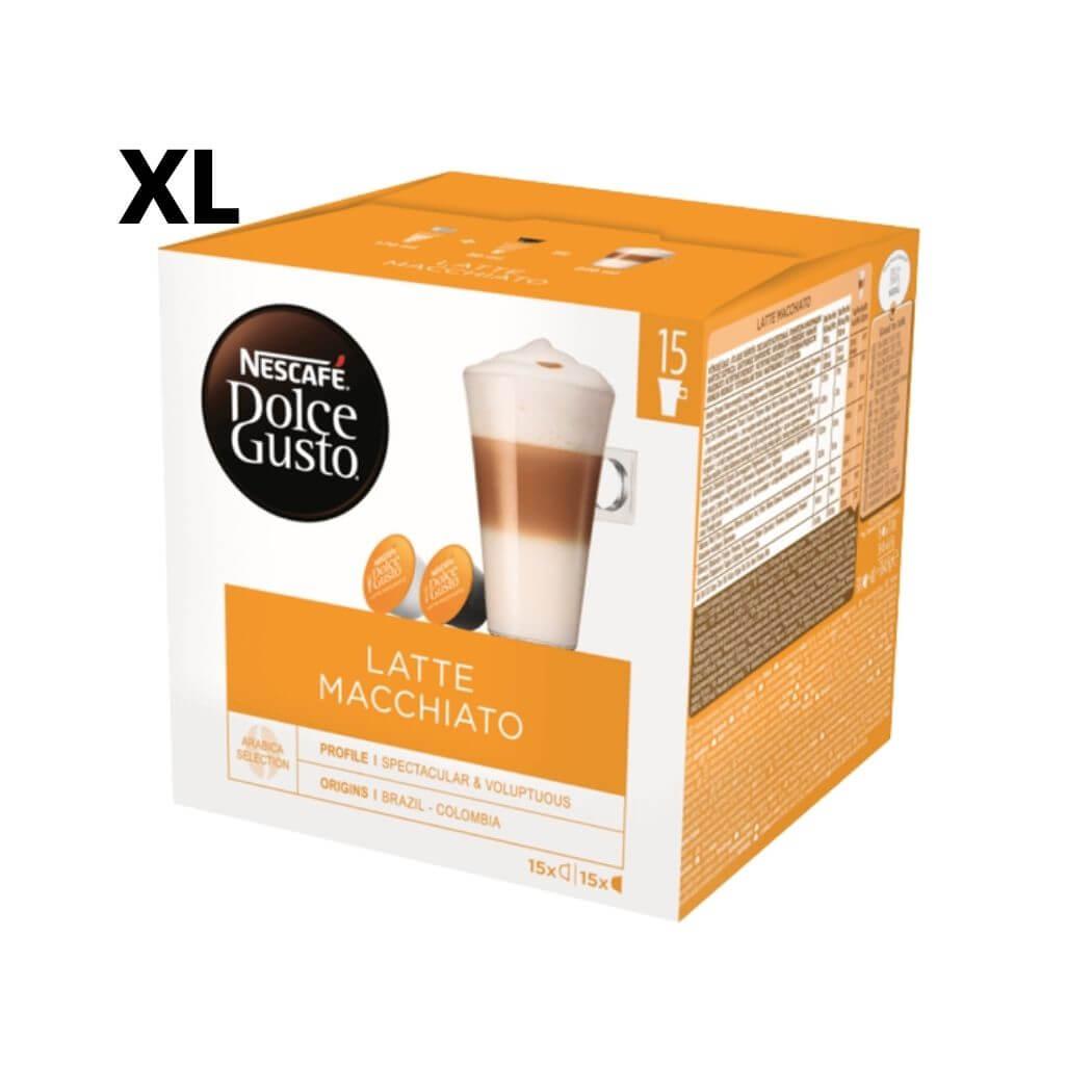 Nescafé - Dolce Gusto - Latte Macchiato XL - capsules