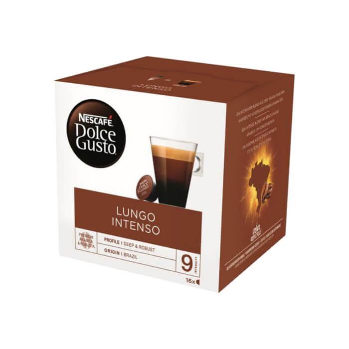 Nescafé - Dolce Gusto - Lungo Intenso - capsules