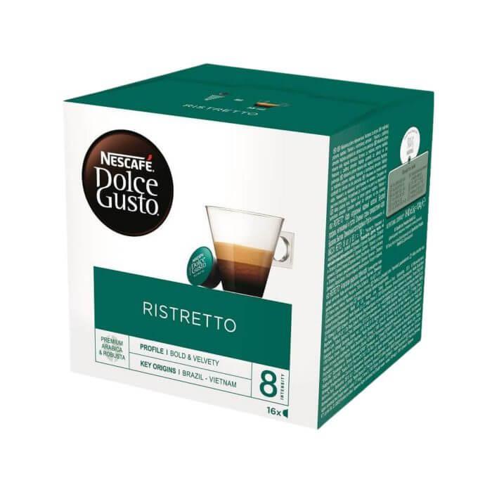 Nescafé - Dolce Gusto - Ristretto - capsules