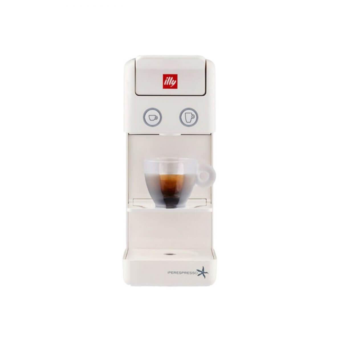 Y3.2 Espresso & Coffee wit – Iperespresso koffiemachine